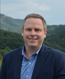 Carter Turner of Roanoke County, candidate for the Virginia House of Delegates.