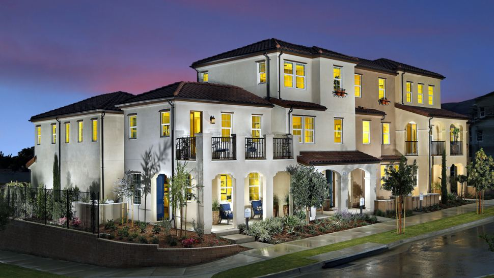 New townhomes in Ventura just two miles from downtown in a masterplan community