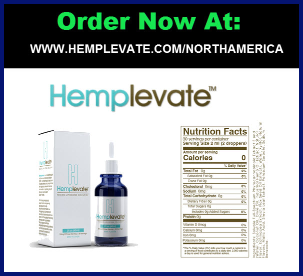 Hemplevate CBD Oil for Sale