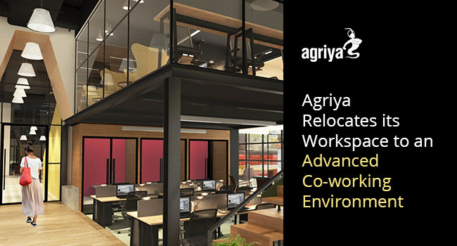 Agriya Relocated to Hive