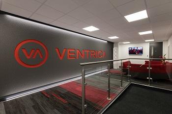 Ventrica's Second Site reception