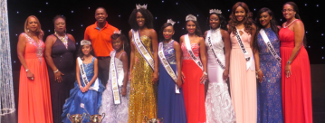 Miss Miami Broward Carnival Pageant for young ladies ages 5 – 25