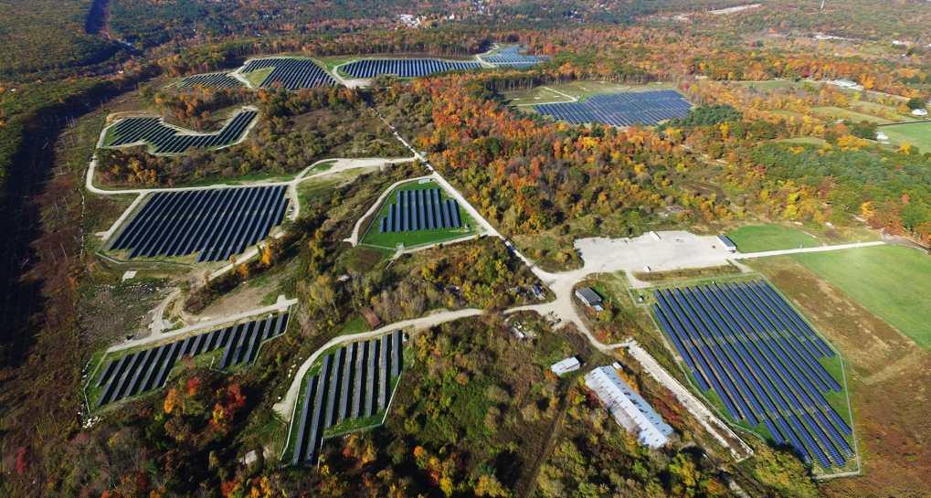 Photo Courtesy of BlueWave Solar
