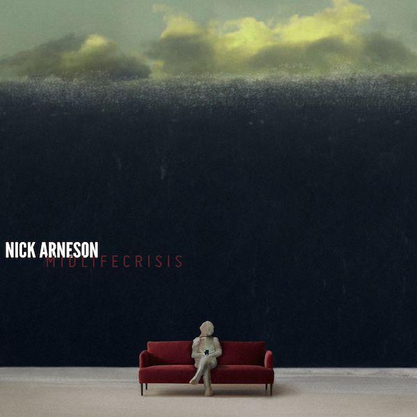 Nick Arneson 'Midlifecrisis' album cover