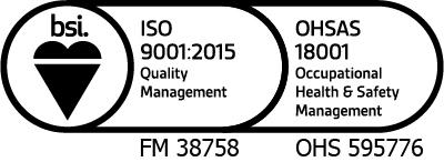 Guyson B&W 9001-15 18001 Logo