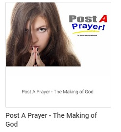 Post A Prayer - The book