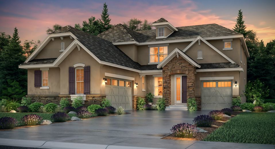 The Grand Collection offers the multigenerational Next Gen® SuperHome SL design