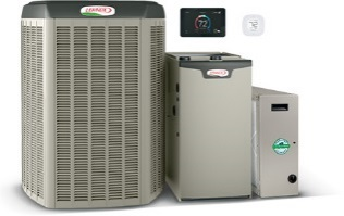 High Efficiency AC System from Lennox