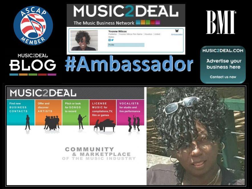 Music2Deal Ambassador