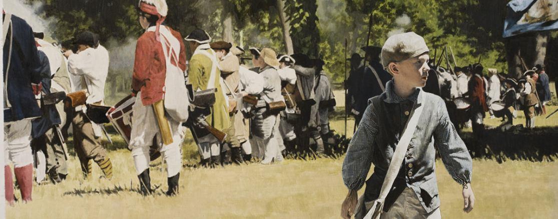 A Feature Film - George Washington and Me, Elijah's Long Journey Home