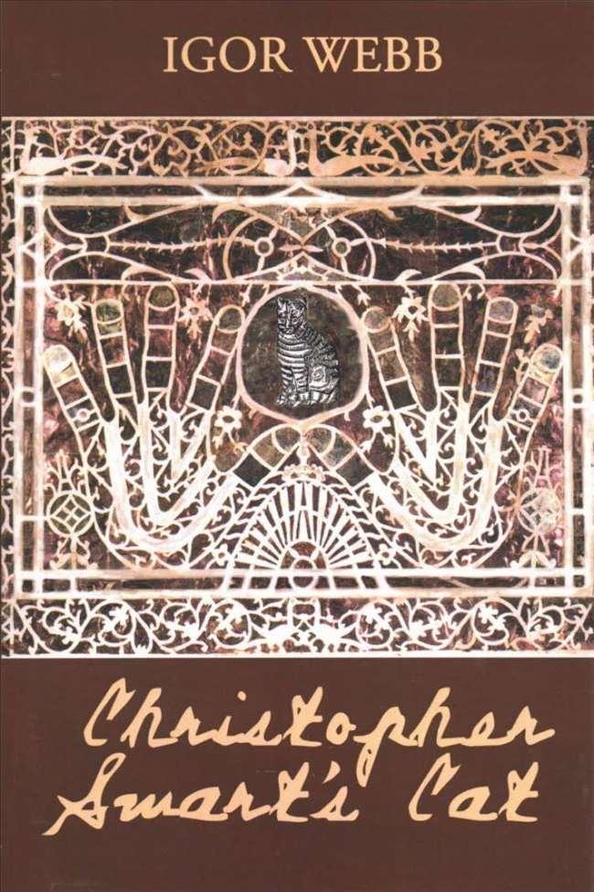 Cover of Igor Webb's Book, Christopher Smart's Cat