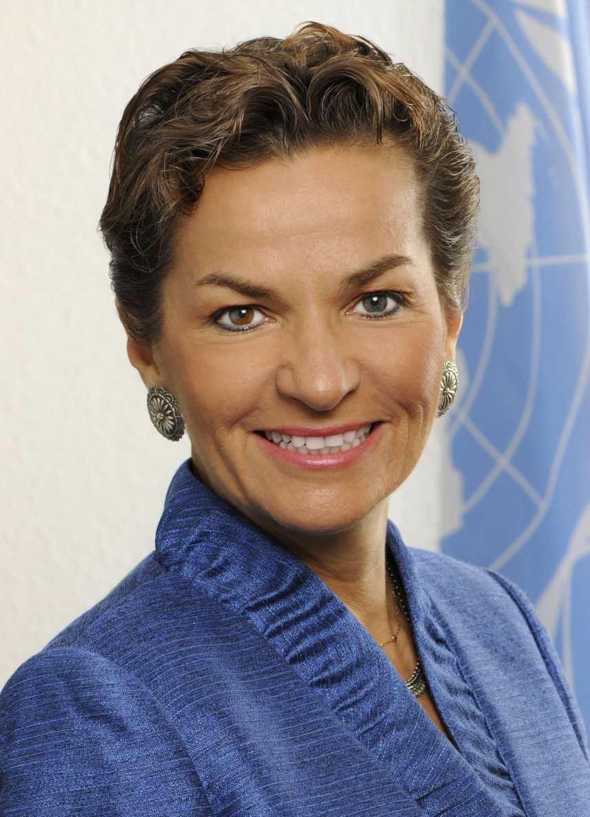 Christiana Figueres, Women In Green Forum Trailblazer & Care2 Impact Awardee