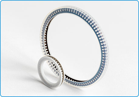 OmniSeal® RACO Spring-Energized Seals at Bengaluru Space Expo.