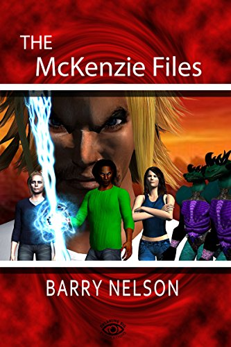 McKenzie Files book cover
