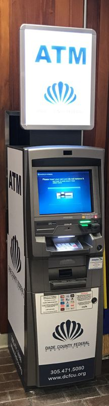 Dade County FCU installs 15 ATMs from Dolphin Debit