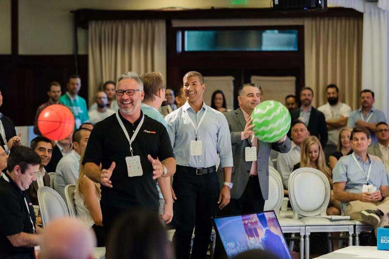 Dealer Teamwork, Senior VP, Peter Boesen at 2017 Growth Summit