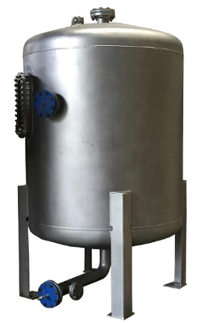 Water Filter Vessel_BEPeterson