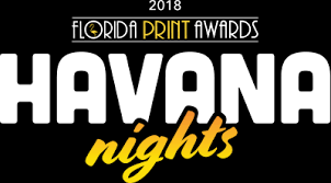 Florida Print Awards 2018 logo