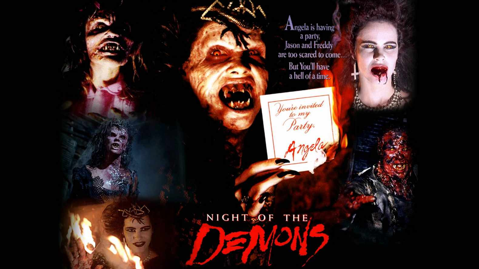 Night of the Demons has remained a talked-about cult classic for 30 years!