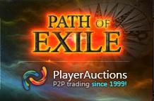 PoE Build - Playerauctions