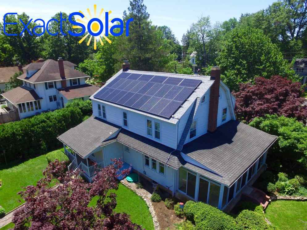 A Professional Installation from Exact Solar