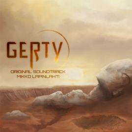 Gerty OST Cover