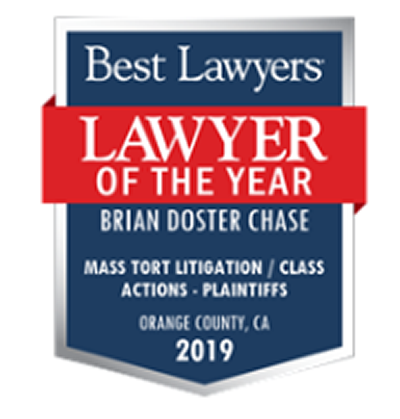 Brian D Chase, Lawyer of the Year
