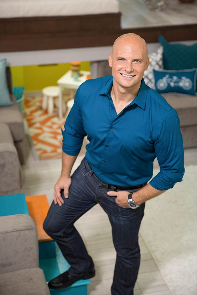 HGTV Star Chip Wade to Appear at Builders Home & Remodeling Show Sept. 21-22