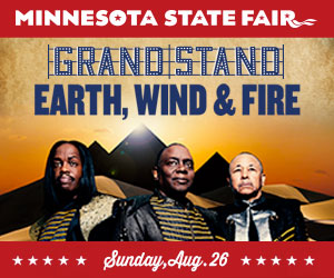 Earth, Wind and Fire at the MN State Fair
