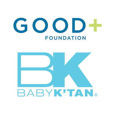 Baby K'tan and Good+ Foundation Partner to help parents in need.