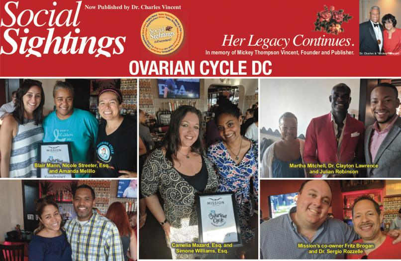 Ovarian Cycle DC aims to provide best care & support to ovarian cancer patients.