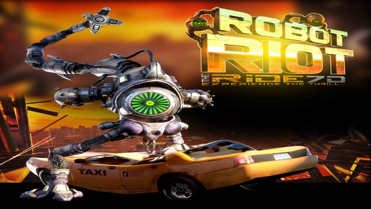 Robot Riot small