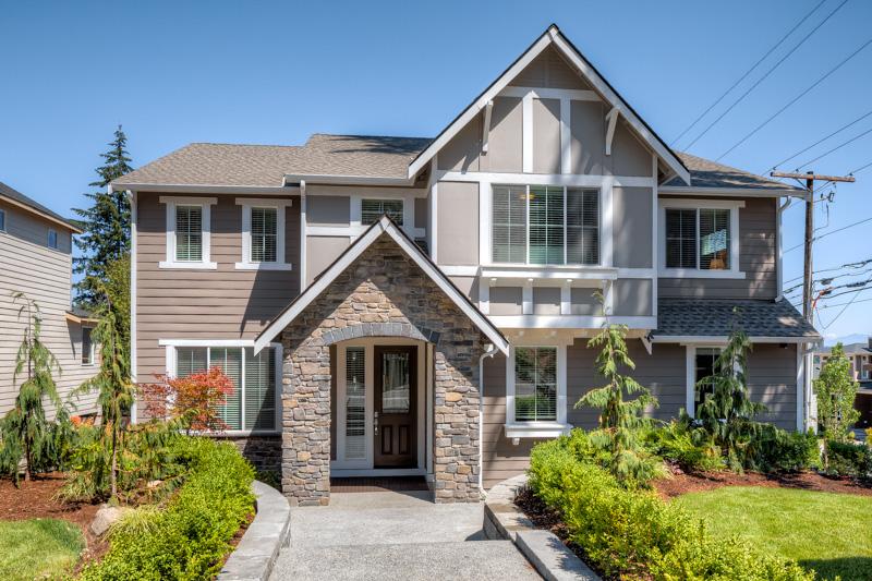 3725 Model Home at Northshore Ridge in Kenmore,