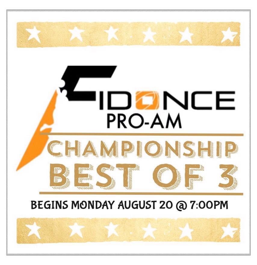 FiDonce Pro-Am Summer 2018