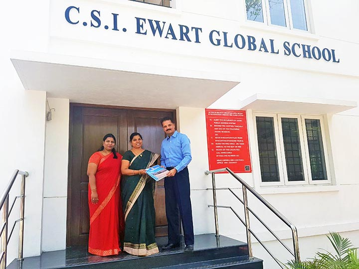 C.S. I. Ewart  Global School