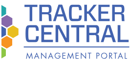 Tracker Central Management Portal