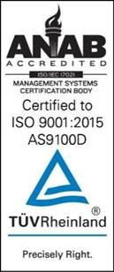 Advanced Core Concepts Achieves AS9100D Certification
