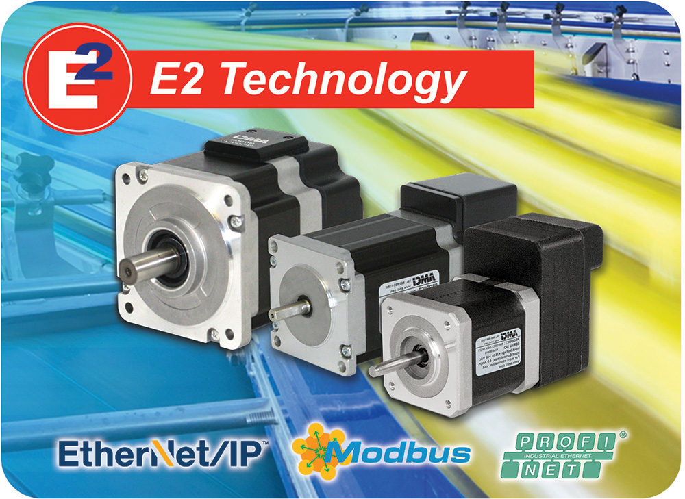 AMCI's SMD Series Feature New E2 Technology