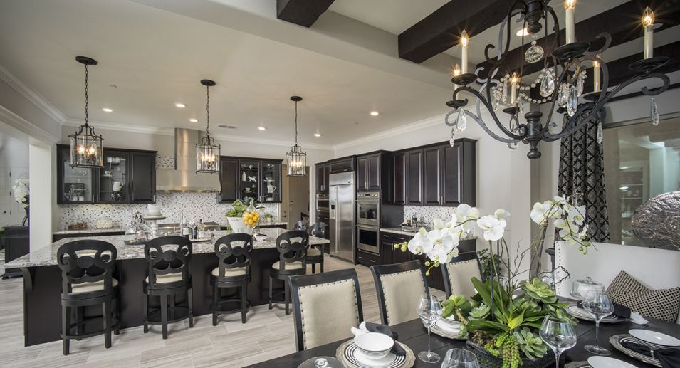 The model homes selling across Greater Sacramento come with custom detailing.
