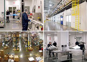 NewAge Industries Completes 43,000 sq ft Renovation