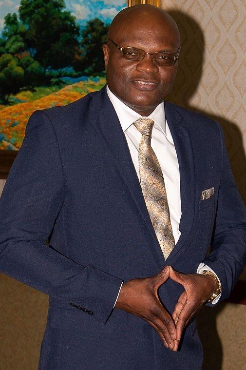 CEO, Joseph Collins of Punch TV Studios