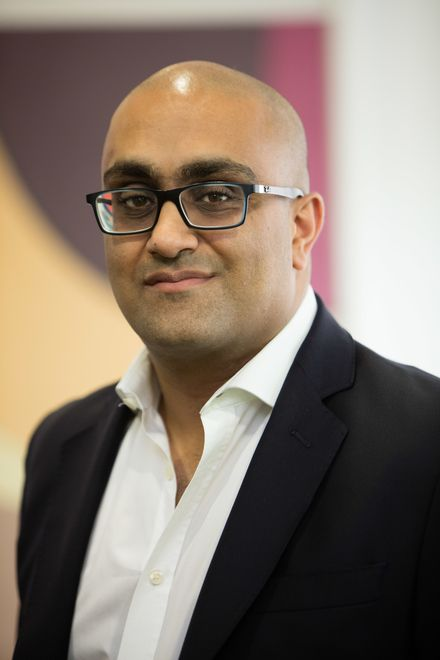 Raj Mistry, Group Director, Retail – Dimension Data