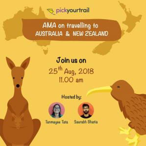 AMA on Australia & New Zealand