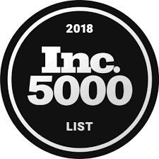 2018 Inc. 5000 Honoree