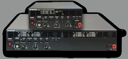 7114 & 7136 linear power amplifiers