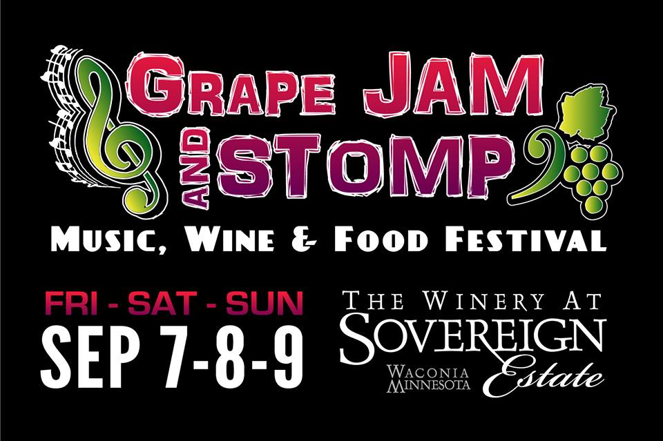 The Winery at Sovereign Estate Grape Jam and Stomp