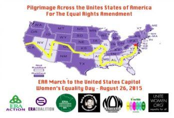 PIlgrimage 2015 Map