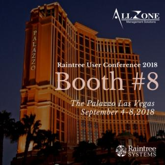 Allzone at Raintree User Conference 2018