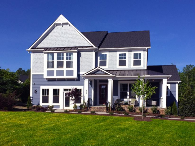 Legacy Falls offers three fantastic plans with first floor owner suites.