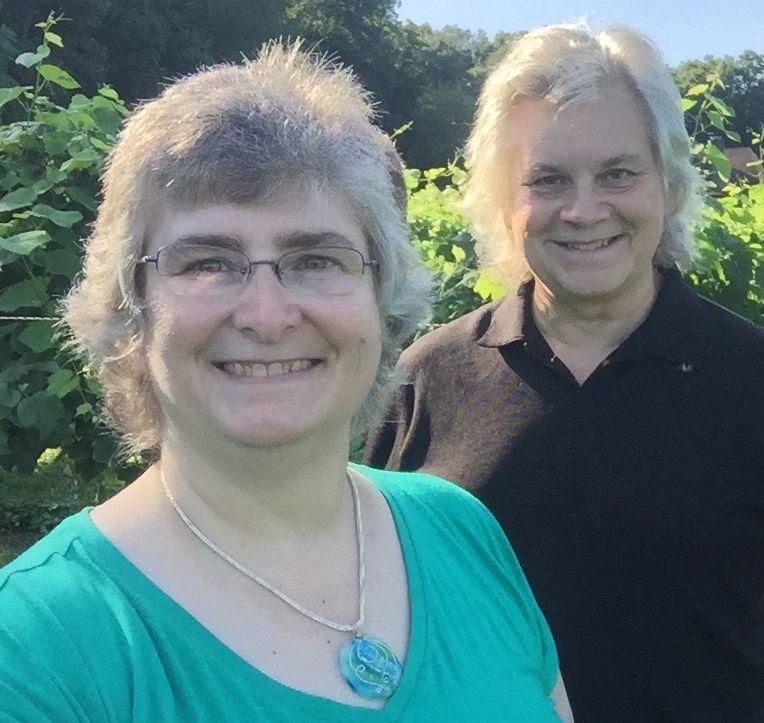 Tara Alemany and Mark Gerber of Emerald Lake Books